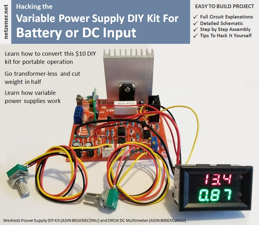 Power Supply One Circuit A Week | #1 Wiring Diagram Source