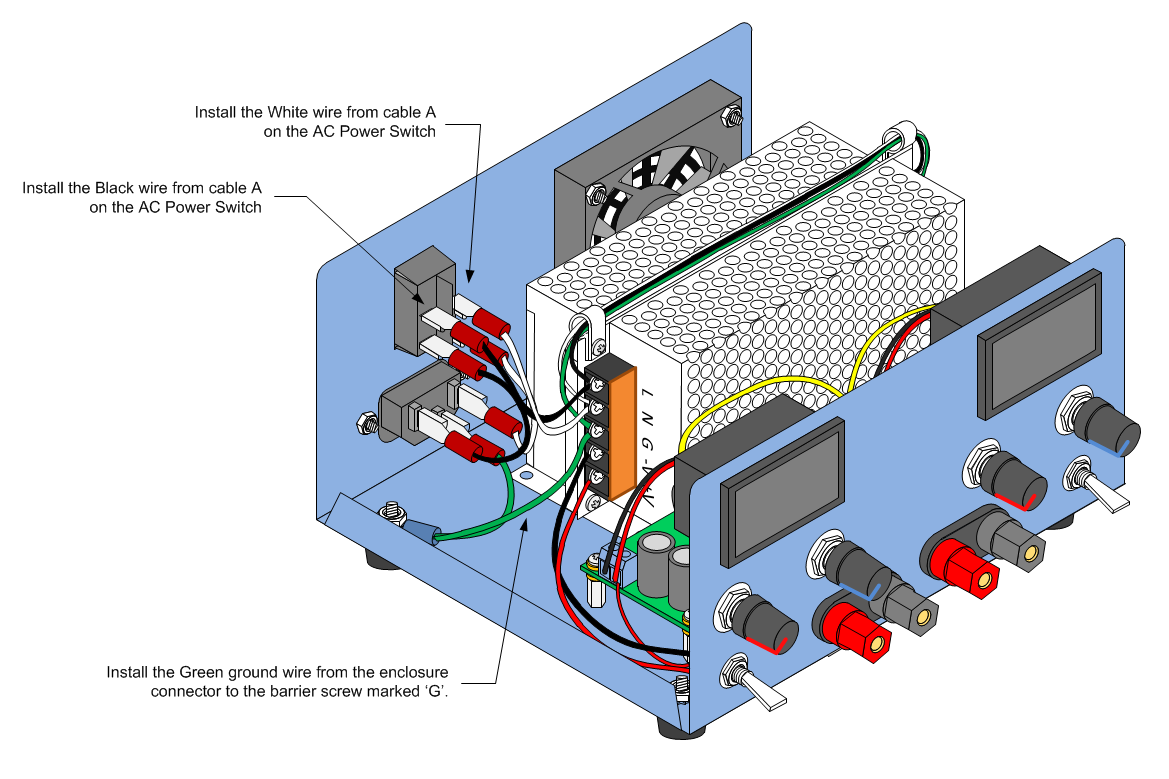 Build a Switched Mode Dual Variable Power Supply on